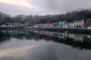 Tobermory Houses
